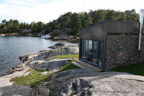 Buholmen Cottage by SKAARA Arkitekter AS 9