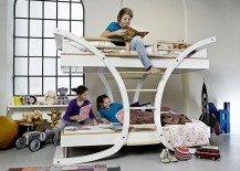 Kids Bedroom Furniture Goes Modern Cool