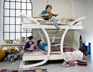 Kids Bedroom Furniture Goes Modern Cool