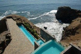 Lefevre House: Panoramic Modern Castle Overlooking the Pacific