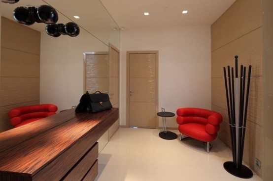 Luxury penthouse apartment Moscow 12