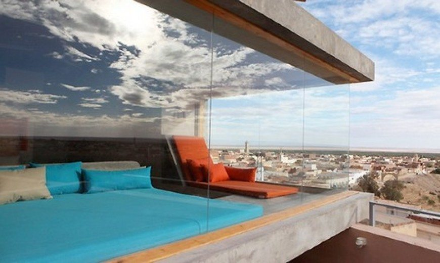Mystic and eco-friendly Dar Hi hotel in Tunisia