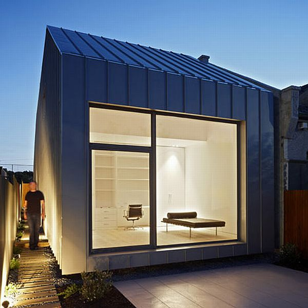 Studio Architecture Gestalten House in Melbourne 1 Contemporary House by Studio Architecture Gestalten in the Suburbs of Melbourne