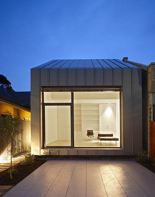 Studio Architecture Gestalten House in Melbourne 2 Contemporary House by Studio Architecture Gestalten in the Suburbs of Melbourne