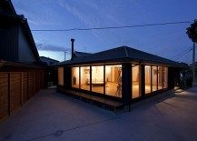 Modern Residence With Traditional Japanese Architectural Inspiration