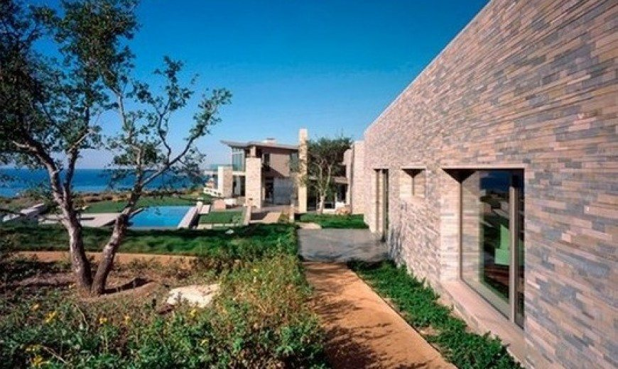 Marvellous cliff top house in Palos Verdes