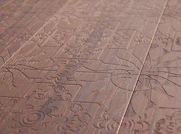 mafi4 Artistic wood flooring by Mafi