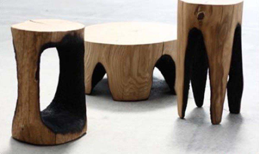 The beauty of oak furniture