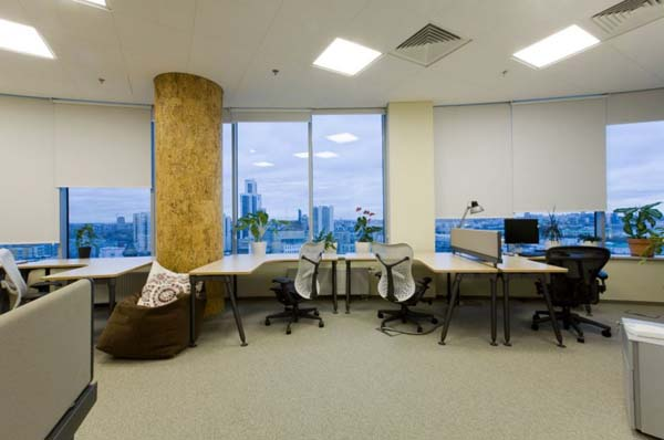 7 Office Interiors That Make You Wanna Go to Work