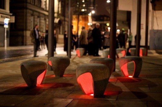 streetwalk 1 Streetwalk feelings: urban furniture concept