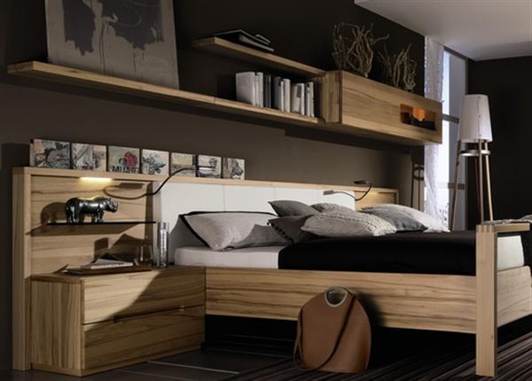 stylish-wall-mounted-oak-shelf-Contemporary-Natural-Bedroom-Interior-Design