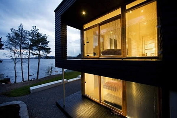 villa 2 Scandinavian modern dream house by the sea