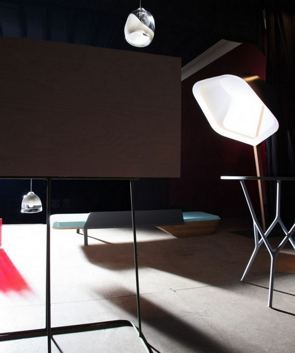 wall 16 The Fourth Wall furniture scenography