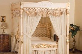 Baldacchino Supreme – The world's most exclusive bed (by Stuart Hughes)