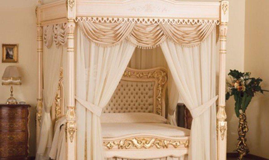 Baldacchino Supreme - World most exclusive bed 1