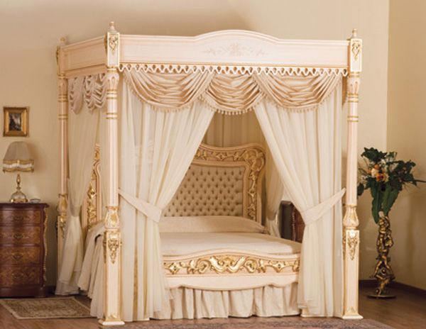 Baldacchino Supreme World most exclusive bed 1 Baldacchino Supreme   The worlds most exclusive bed (by Stuart Hughes)
