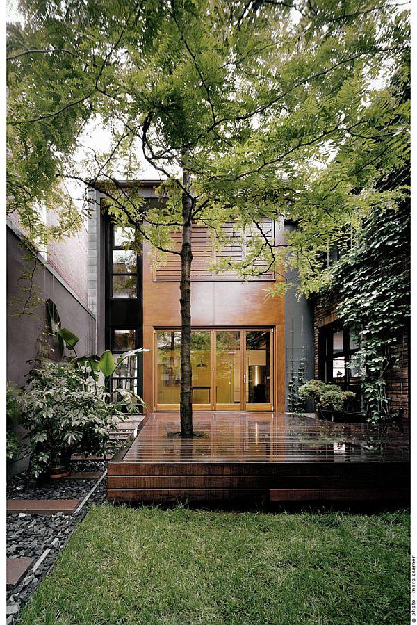 Contemporary Home (U-House) 4