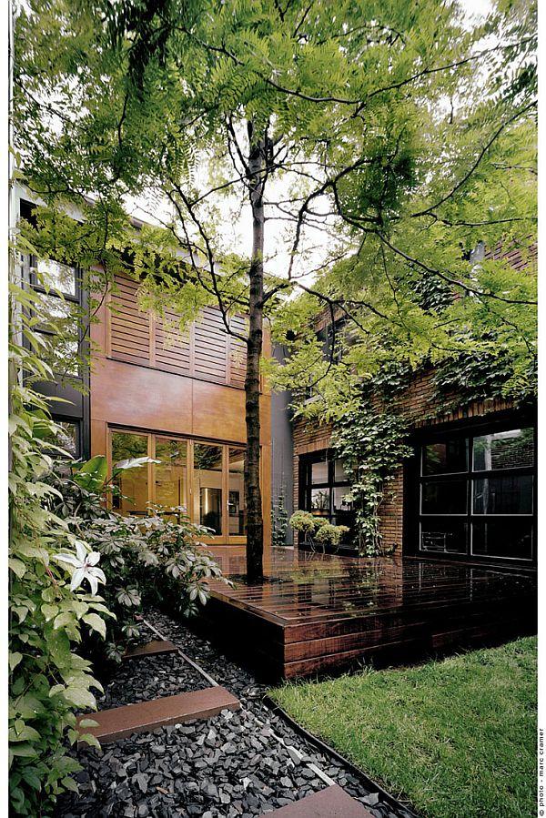 Contemporary Home (U-House) 5