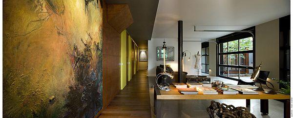 Contemporary Home (U-House) 9