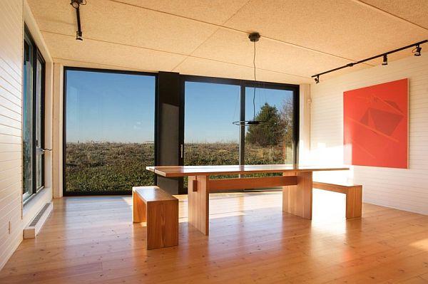 La Cornette by YH2 2 Surprising architecture in a rural area: La Cornette by YH2 Architects