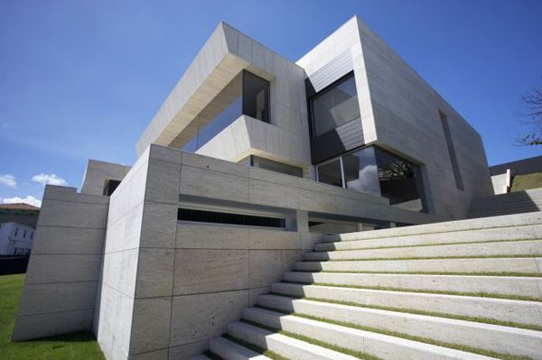 Modern residence in Spain by A cero Architects 1 Superb modern residence in Spain by A cero Architects