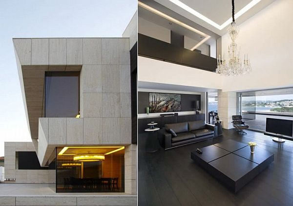 Modern residence in Spain by A-cero Architects 3