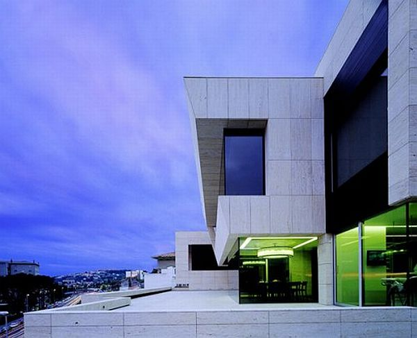 Modern residence in Spain by A-cero Architects 4