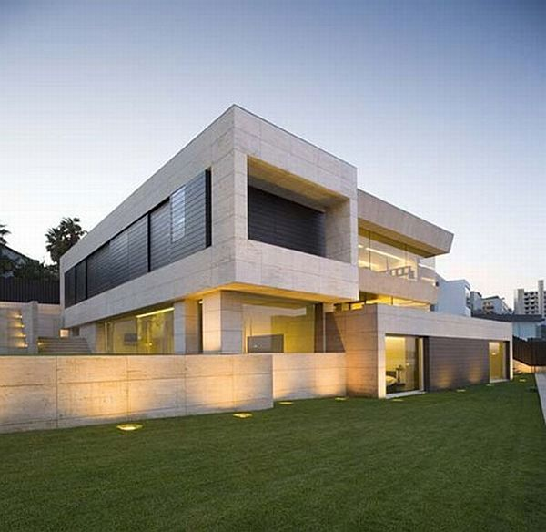 Modern residence in Spain by A-cero Architects 6