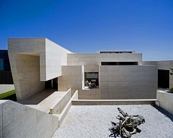 Modern residence in Spain by A-cero Architects 7