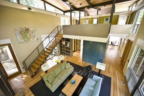 RainShine Eco-friendly House in Georgia 10