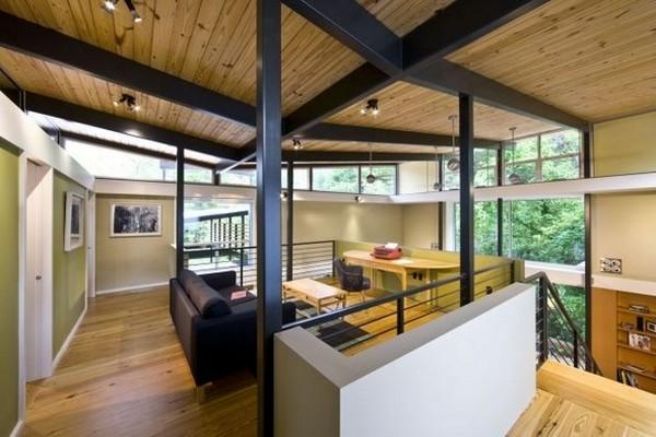 RainShine Eco-friendly House in Georgia 11