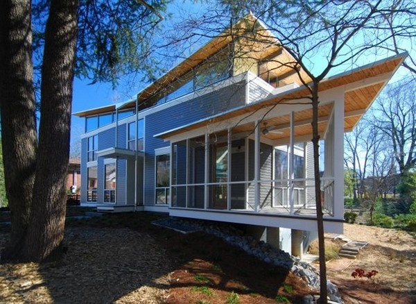 RainShine Eco-friendly House in Georgia 2