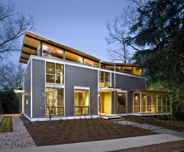 RainShine Eco-friendly House in Georgia 3