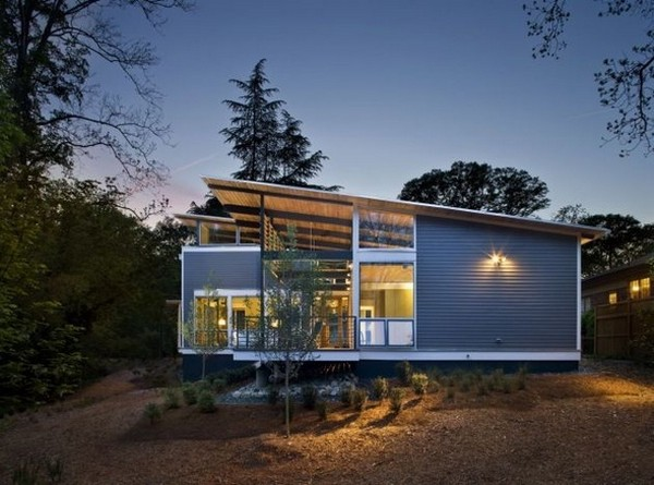RainShine Eco-friendly House in Georgia 4