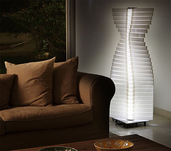 Shape Changing Lamps 5