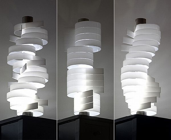 Shape Changing Lamps 8