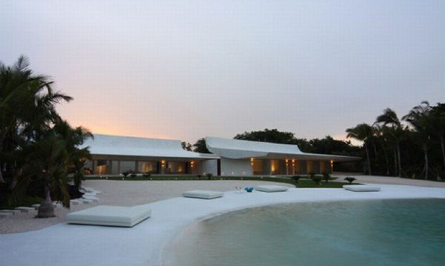 Breathtaking holiday home in the Dominican Republic