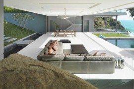 Spectacular villa at Kamala Beach