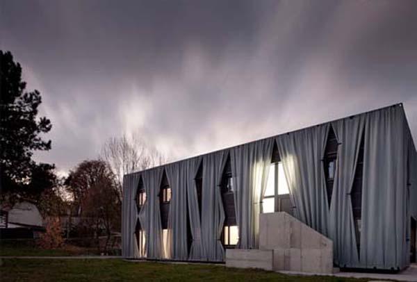 material exterior curtain fabric 10 Modern Curtain Interior Designs