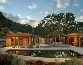 Wonderful updated ranch house in California