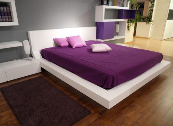 20 modern bed designs that appeal - Design of bed ...