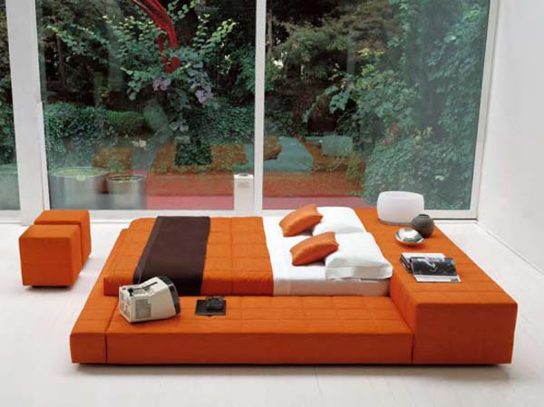20 Modern Bed Designs That Appeal