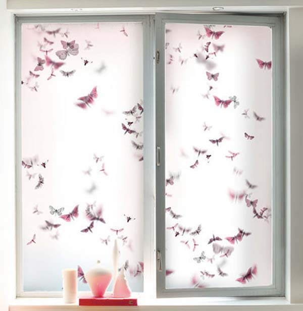 view in gallery - Decorative Window Film