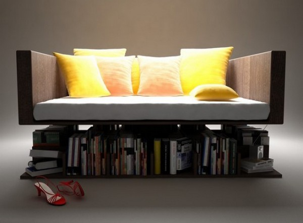 ramsa3 Beautiful and minimal Ransa reading sofa
