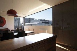 Breathtaking Contemporary Residence Covered in Bluestone (Tivoli Road House)