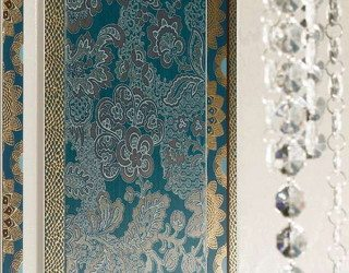 Opulent bathroom tiles by Ceramica Lord