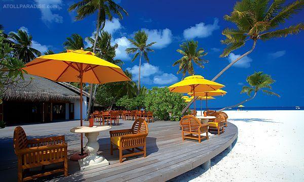 Angsana Velavaru Resort in the Maldives 9