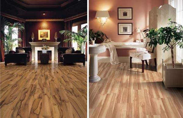 Cheap laminate flooring can do the trick for your house for Cheap wood flooring ideas
