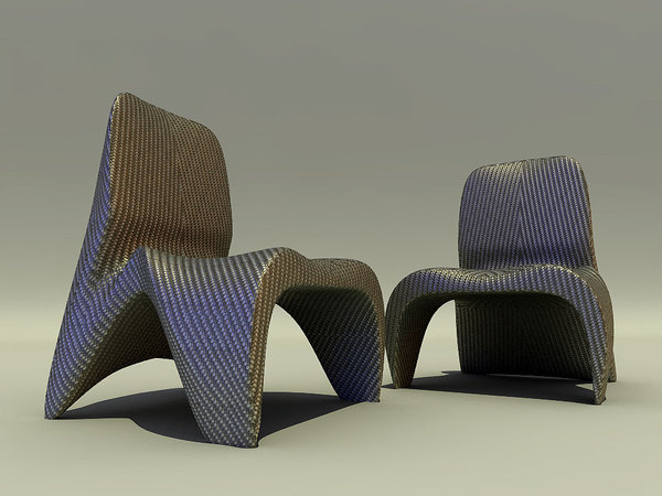 Leko Exterior Lounge Chair 5 Leko Exterior Lounge & Chair Set by Velichko Velikov