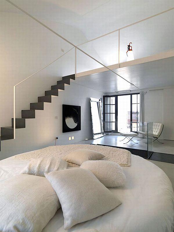 Minimalist Milan Apartment Interior Design 5